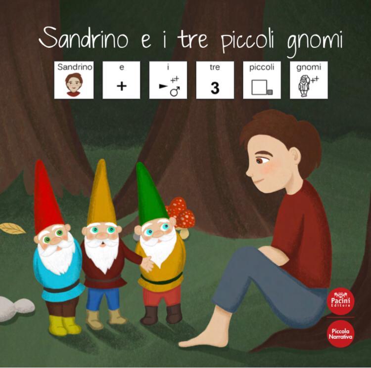 Sandrino e i tre piccoli gnomi